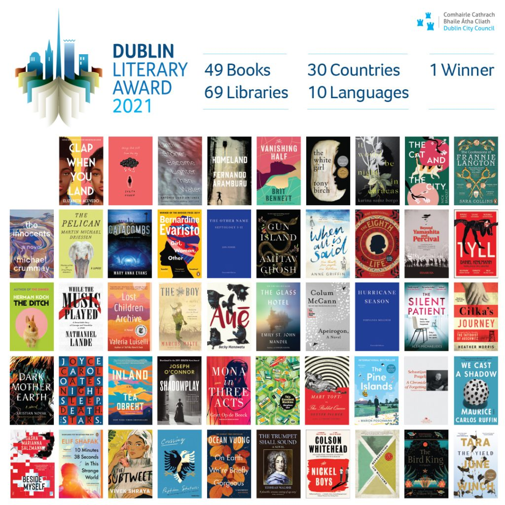 2021 Longlist of Library Nominations