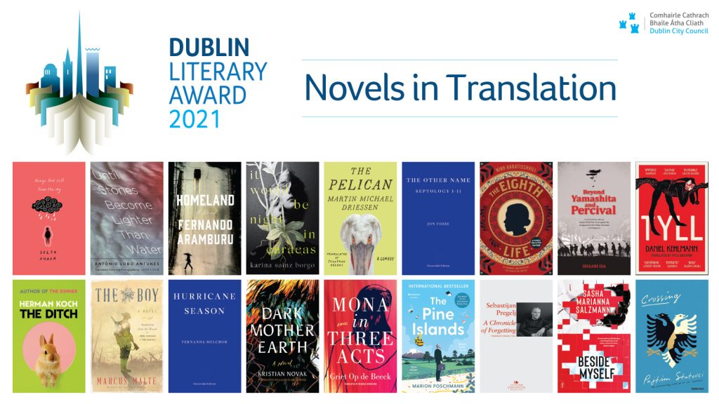 2021 Novels in Translation