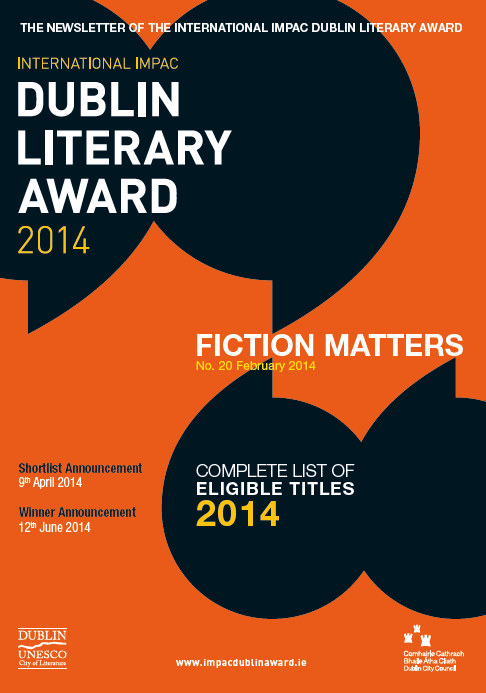 Fiction Matters 2014